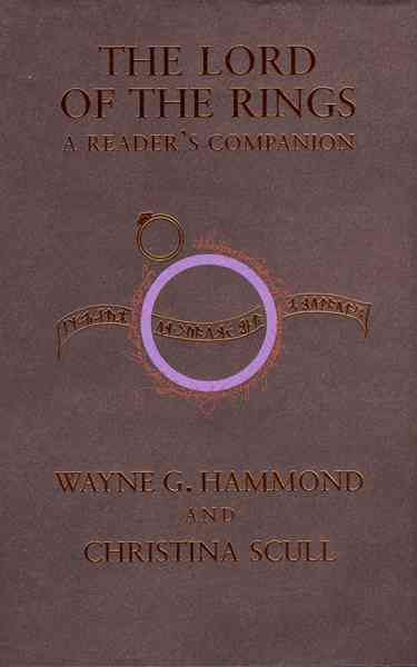 The Lord of the Rings By Hammond, Wayne G./ Scull, Christina